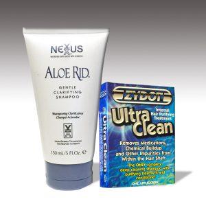 Nexxus Aloe Rid Shampoo set