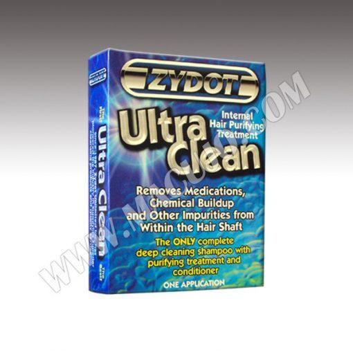 Zydot ultra clean shampoo for hair detox