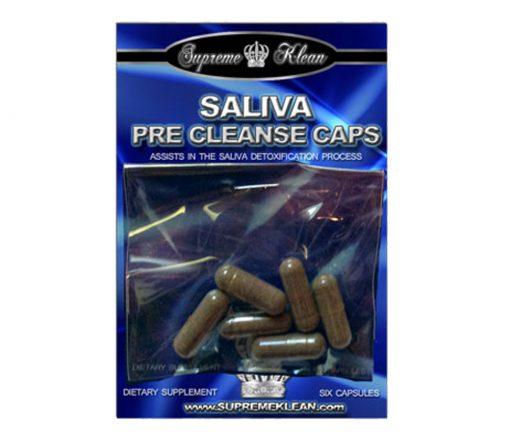 Supreme Klean Saliva Pre-Cleanse Capsules